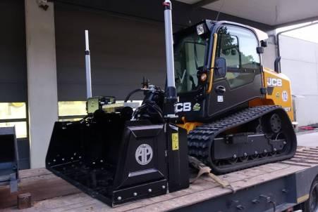 JCB 320 T
