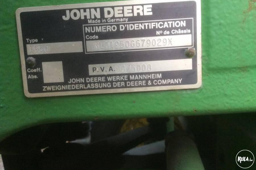 John Deere 1950