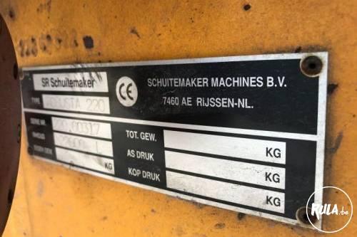 Schuitemaker ROBUSTA 22M³