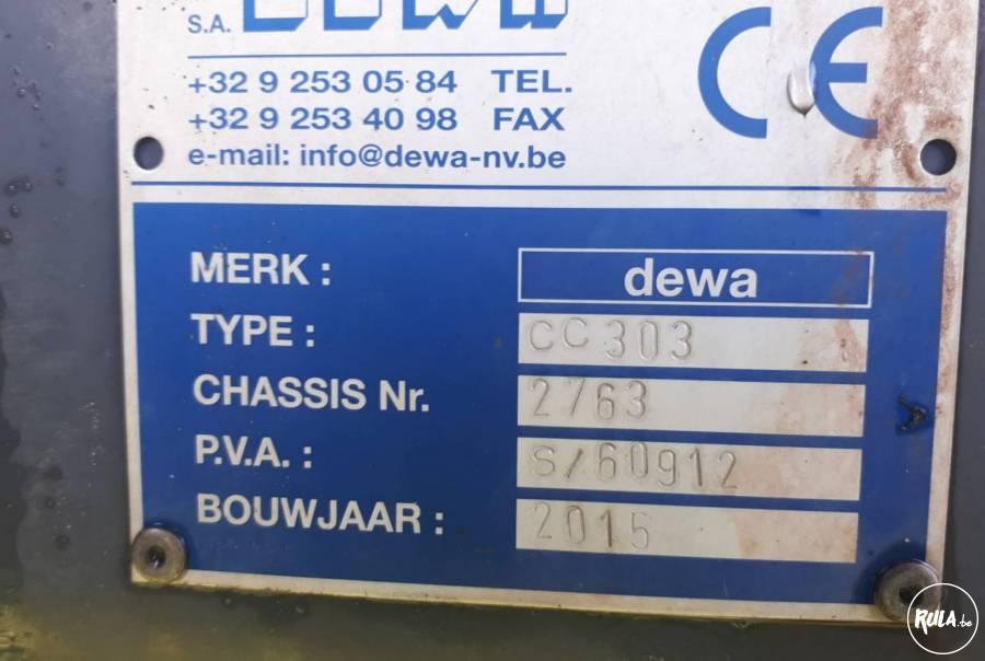 DEWA 3 ASSER 26M3