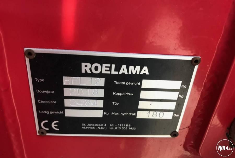 Roelama SLEEPSLANGBEMESTER 2018