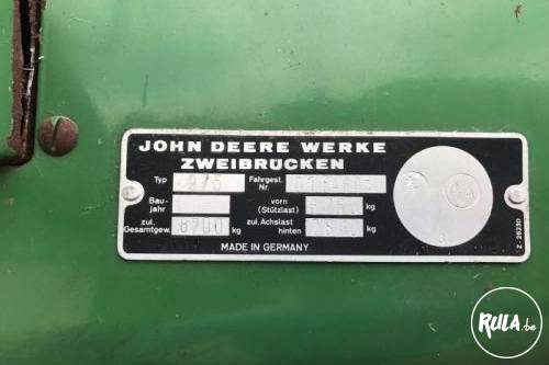 John deere 975