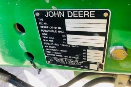 John Deere 6430