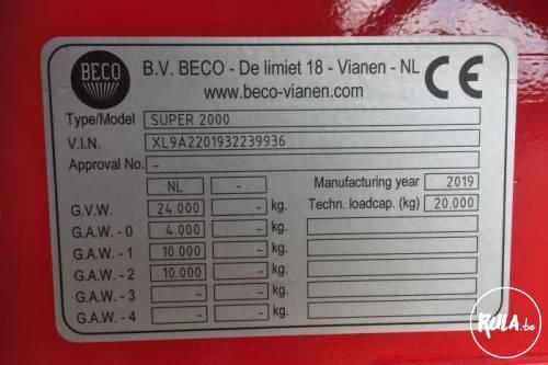 Beco Super 2000 Active