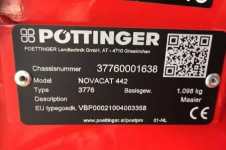 Pottinger Novacat 442