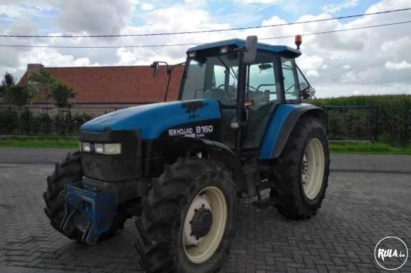 New Holland 8160