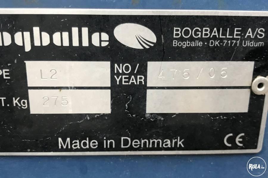 Bogballe L2 plus