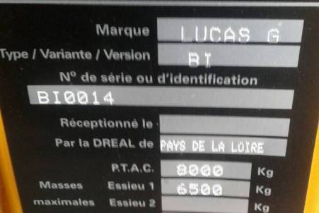 Lucas G. Spirmix 120L