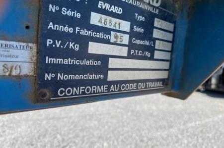 RAMPE ALU/ 4 JEUX DE BUSES/ FLECHE DIRECTIONNELLE