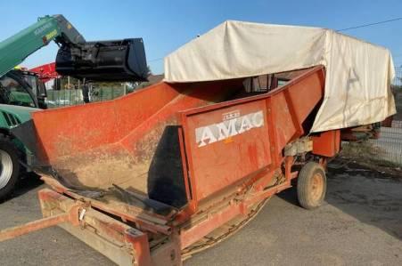 COMBI DETERREUR AMAC / 1,8M X 4,5M AVEC PAN CASSE
