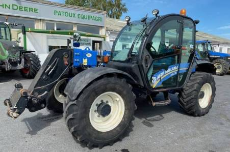 ATTELAGE ARRIERE / TETE NEW HOLLAND / 7M / 3,5T/SA