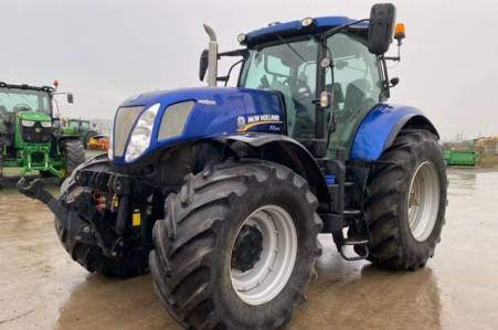 New Holland T7,270