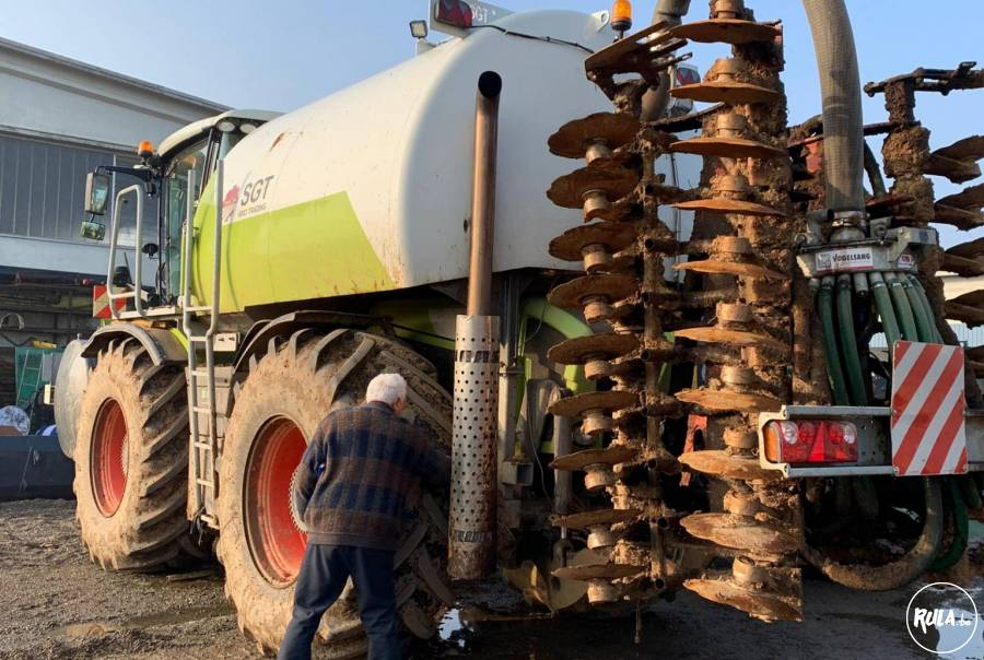 Claas XERION 781 SGT