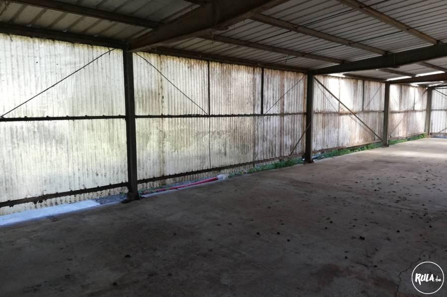 hangar pour tous usages