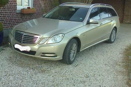 Mercedes E 200 CDI break