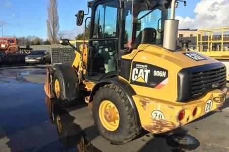 Wiellader CAT 906 H