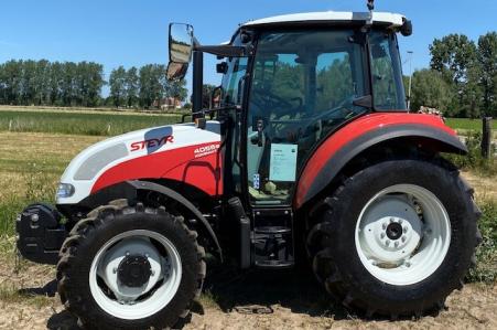 Steyr Kompakt 4055S