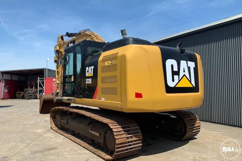 Caterpillar 323 EL