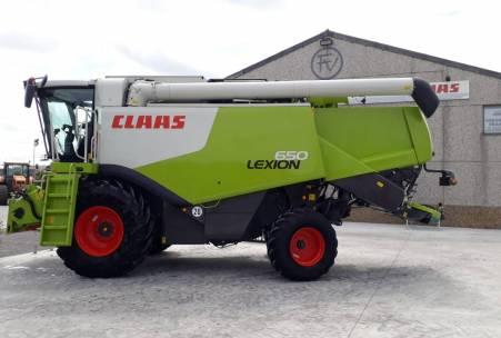 Claas Lexion 650