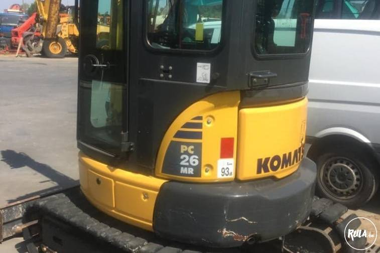 Komatsu PC28