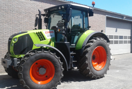 Claas Arion 530 Cmatic Cis