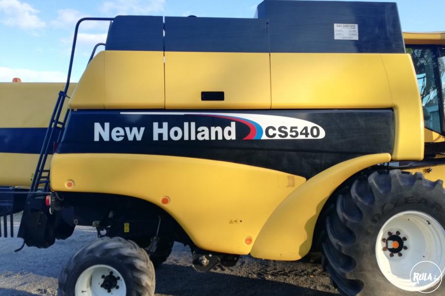 New Holland cs 540