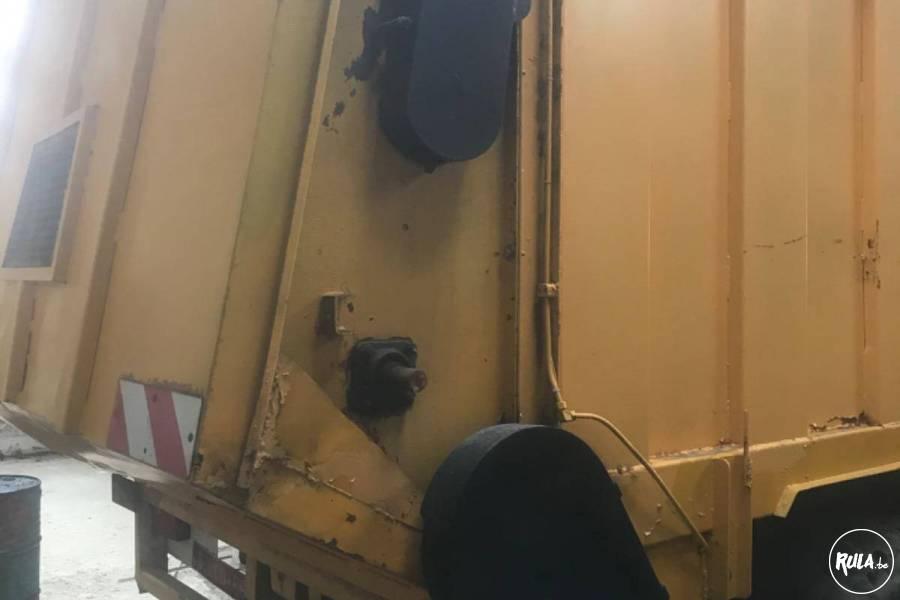 Dewa Silagewagen
