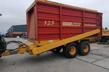 Schuitemaker Rapide 125 T