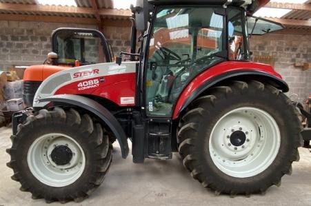 Steyr Kompakt 4085 HILO
