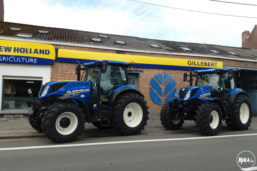 New Holland T7.165s Demo