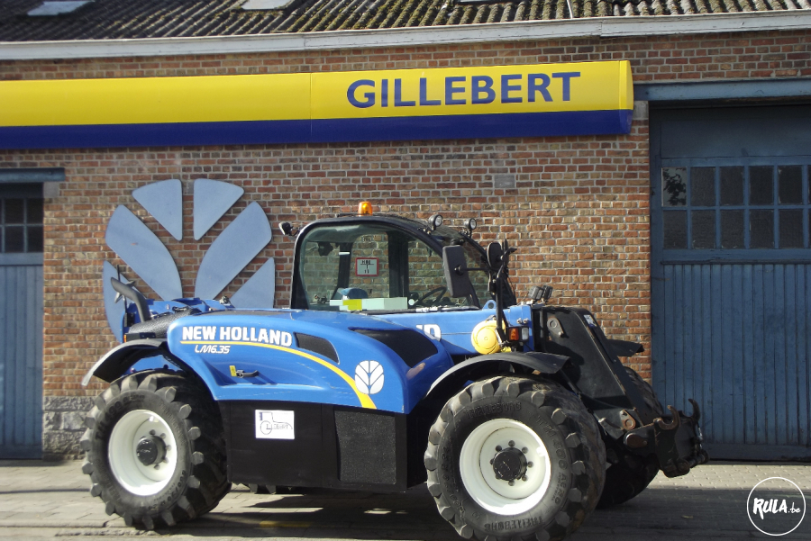 New Holland LM6.35 powershift