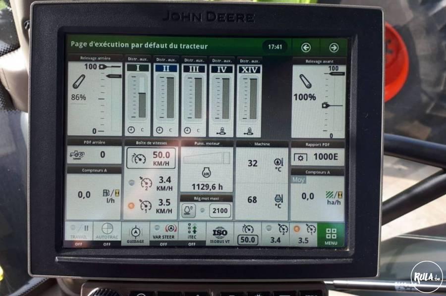 John Deere 6230 PREMIUM 2018