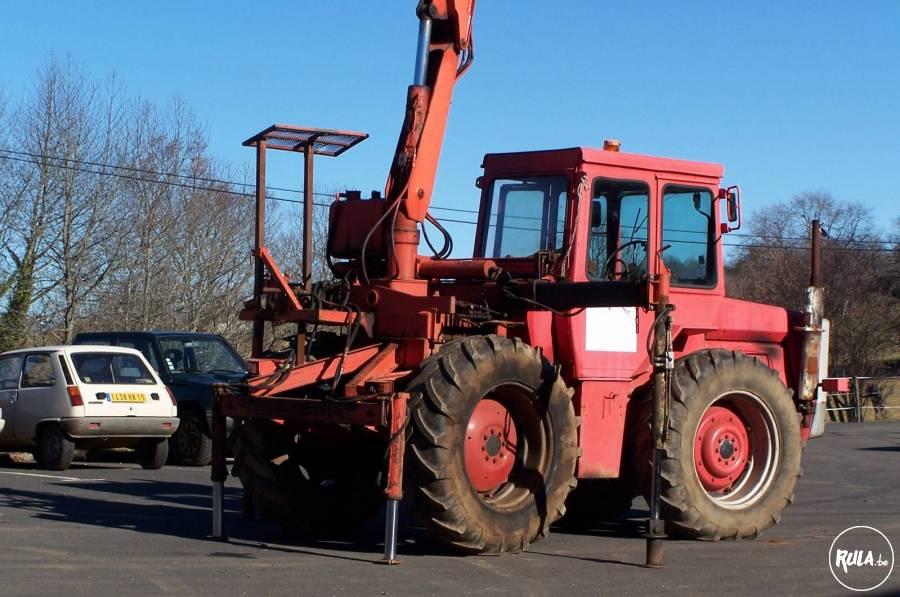 Massey Ferguson  Tracteur  Mf1200