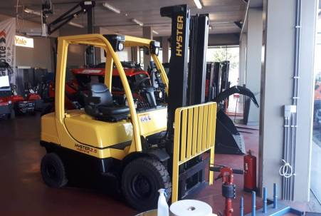 Hyster 2500 kg