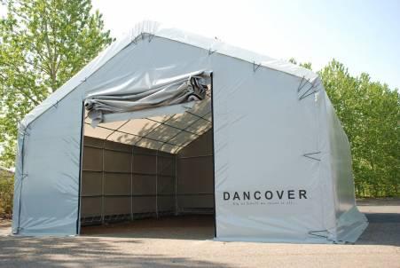 Tente de stockage PVC