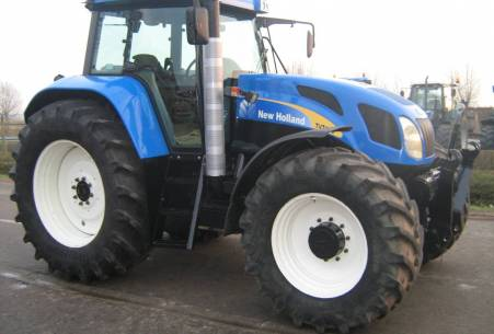 New Holland TVT155