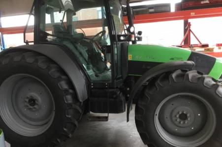 Deutz Agrofarm TTV 430