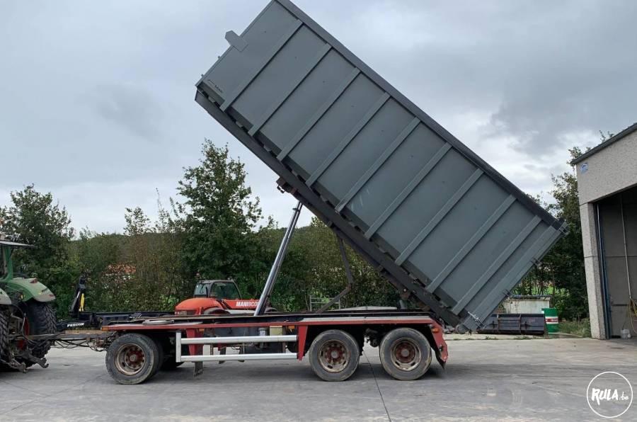 Container-kiptrailer