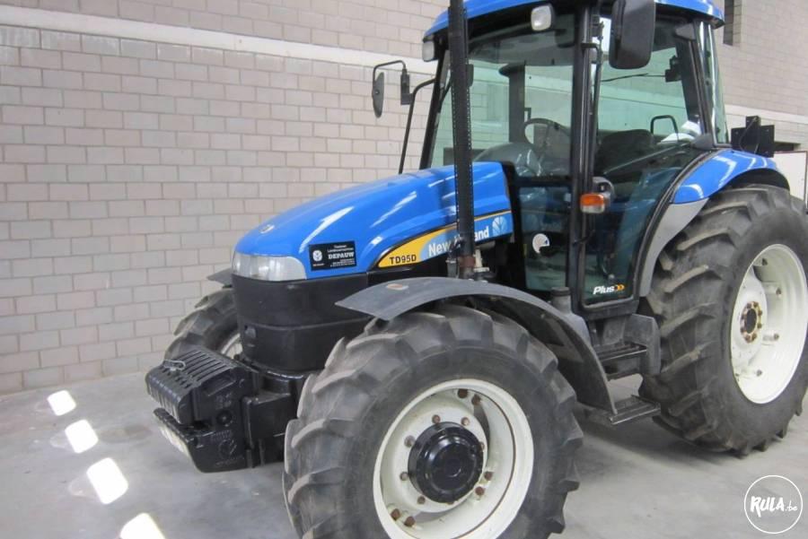 New Holland TDD95