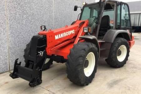 Manitou MLA 628T-120 2001