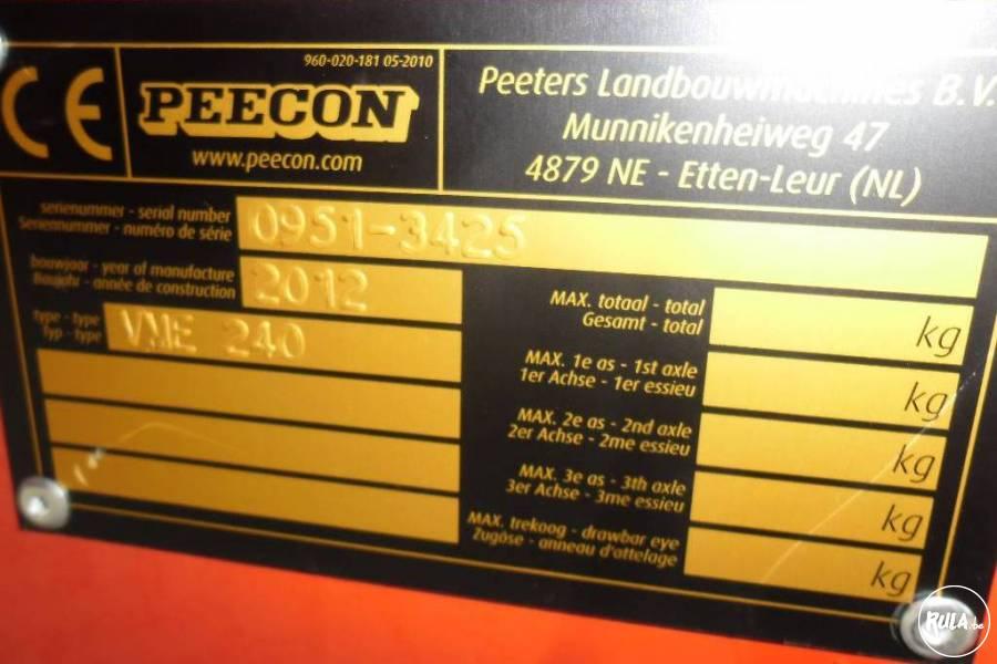 Peecon  MENGVOERWAGEN
