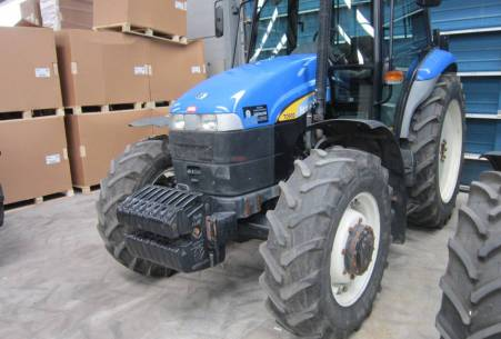 New Holland TDD90