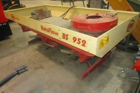 Vicon Rotaflow distributeur d'engrais