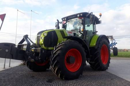 Claas CLAAS ARION 660 CIS+