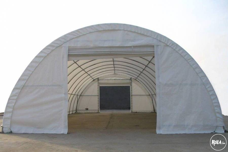 TUNNEL AGRICOLE PVC