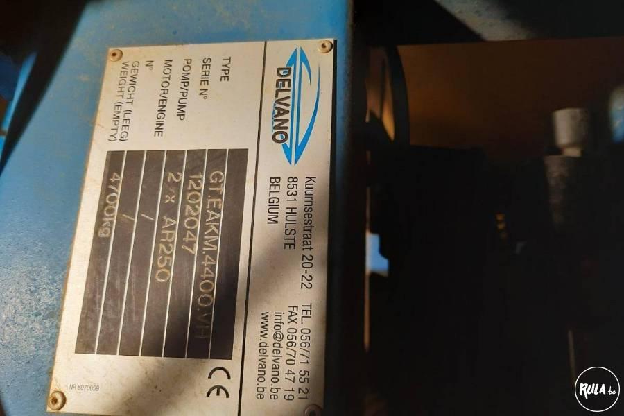 Delvano GT.EAK4400.VH